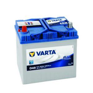 649 R / D48 VARTA BATTERY - BV-649R(D48)