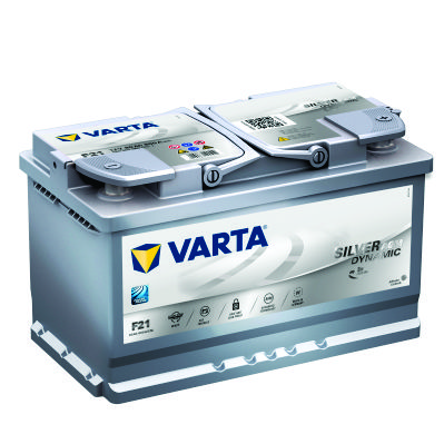668 / F21H START STOP AGM VARTA BATTERY - BV-668F21H