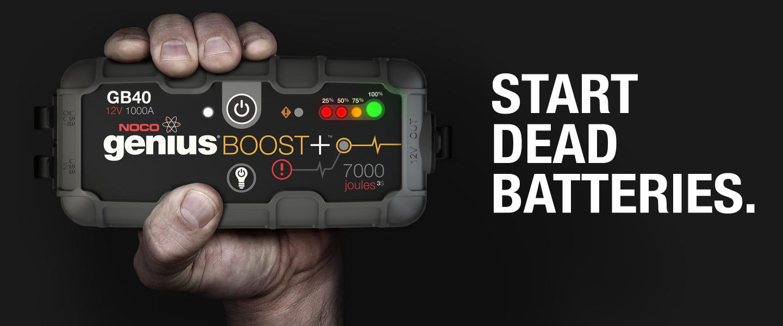 Car Battery Vs Booster Pack