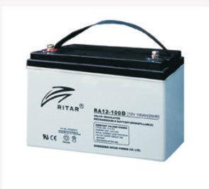 100ah 12v agm battery br 12v100c batteries online. Black Bedroom Furniture Sets. Home Design Ideas