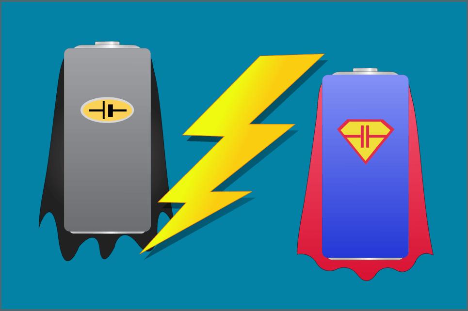 Battery VS Supercapacitor - Batteries Online