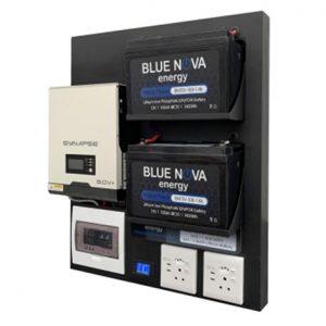 Blue Nova Compact Power Stations